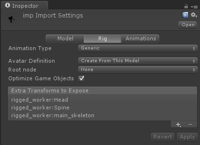 How to Improve the Performance of Unity3D Animations